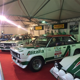Rally Legend San Marino 2016